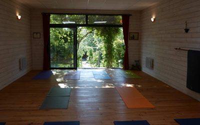 Trois bonnes raisons pour vous inscrire à un cours de yoga